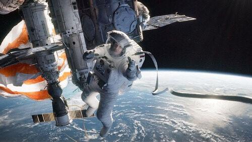 Gravity, d'Alfonso Cuarón