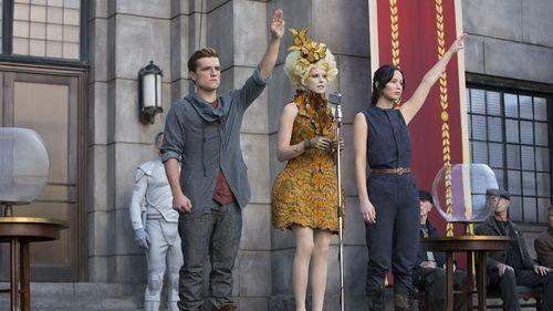 Hunger Games : L'embrasement, de Francis Lawrence