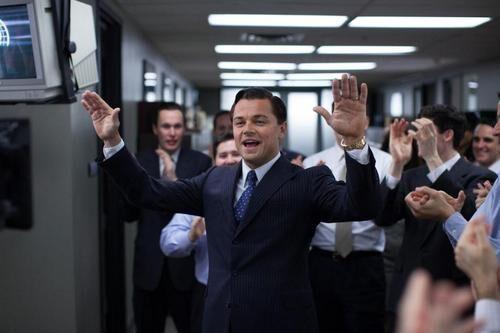 Le loup de Wall Street, de Martin Scorsese
